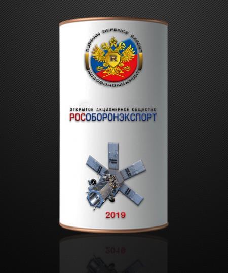 """МАТРЕШКА - ШТОФ  """"РОСОБОРОНЭКСПОРТ"""" 500 ml"""
